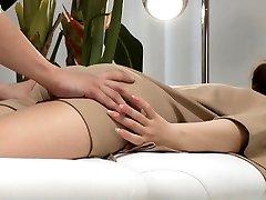 Japanese Hardcore Anal massage and penetration