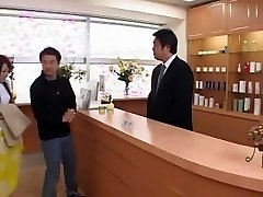 Best Japanese tart Azusa Ito in Exotic Massage, Couple JAV video