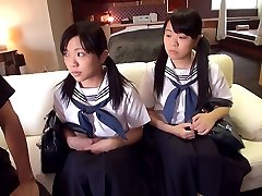 Student Threesome - JapansTiniest