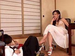 Japanese Boss and Slave
