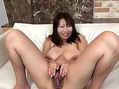 Busty model best handjob