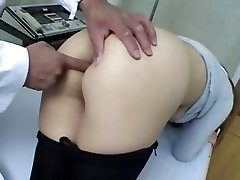 chinese doctor and chinese ass hole