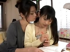 Astonishing xxx video Lesbian try to see for only here