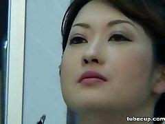 Cosplay Porn: Asians Nurses Costume Play Japanese MILF Nurse Fucked Doctors Office part 1