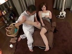 japanese foot rubdown and sex