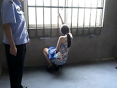 Chinese Girl In Prison