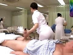 Japan Nurse Hand-job - P01
