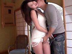 Erotic dream with Asian model Yukina Saeki