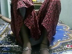 desi telugu indian village couple wife naked fucked on floor