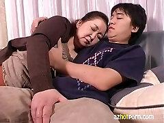 AzHotPorn.com - Japanese BBW Grandmothers Having Asian Sex