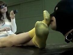 korean mistress foot adore