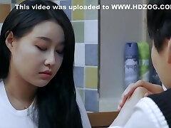 Korean Raunchy Movie With Wondrous  Girl