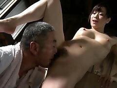 JAV CMNF Yuu Kawakami bathroom bj and facesitting Subtitle