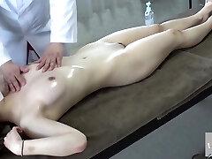 Japanese Skinny Vixen Massage Erotic Movie