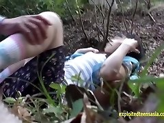 Jav Idol Camping With Pals Is Ambushed Fingered Ravaged Outdoors By Old Guy She Gets Internal Cumshot