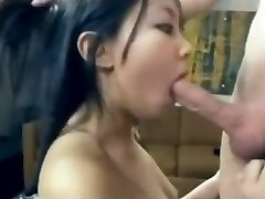 Good asian throat