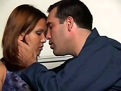 First-ever Time with a Boy(A Man Committed to his Job )...F70