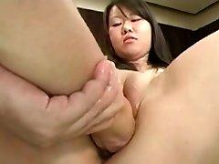 Asian Japanese Cunt Handballing