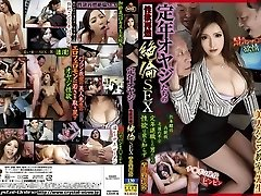 Best Japanese slut Marina Aoyama in Kinky cunnilingus, gangbang JAV video