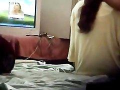Indian lovers hidden cam