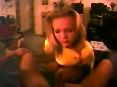 Blonde Ultra-cutie Sucks And Fucks In Point Of View