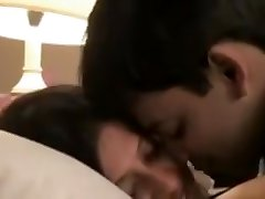 Bueatiful Indian sex with lengthy lip smooch