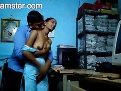 Marathi Office Couple Hump From Arxhamster