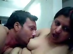 Indian Kamal luving webcam sex with wife Lekha