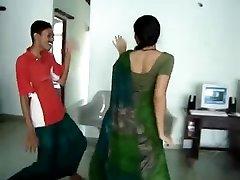 Marvelous South Indian hot ass Dance