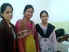 Soumita and her desi friend love your phat trouser snake