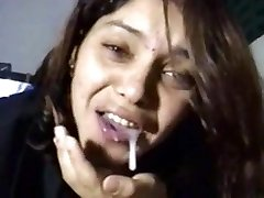 Naughty Indian wife