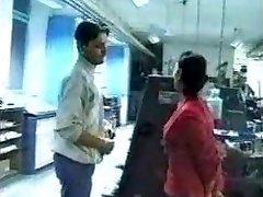 Bureau En Inde Baise