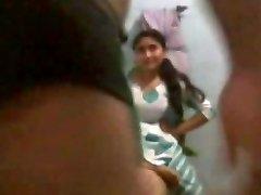 Torrid Indian housewife pummeled by neighbor www.peehu.in