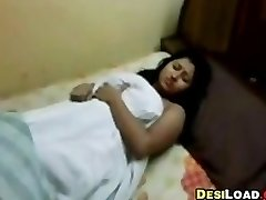 Chubby Indian Girlfriend
