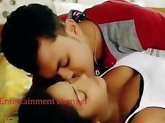 Gf boyfriend super-hot romance and navel licking