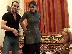 Casting, amatérské Indické dívky - Telsev