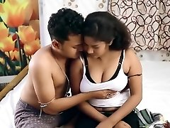 Bengali Barely Legal+ Short Film - Boyfriend Calling Girlfriend in Hotel for Romance