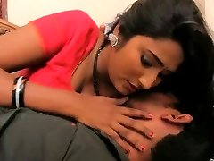 Indian Hot Tutor seducing Student for bang-out