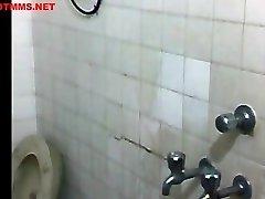 beautiful indian girl having shower
