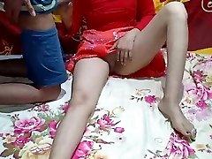 Indian girl fucky-fucky her boyfriend