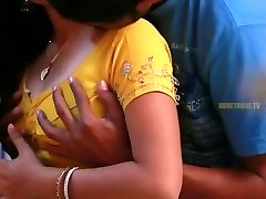 Hot Maid Mamatha Romance with Owners Son-in-law