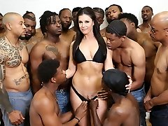 18 Black Men Group Sex India Summer
