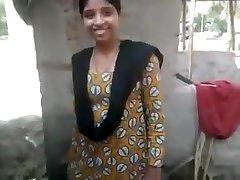 Indian girl crying anal