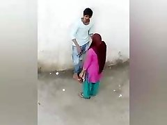 Indian Lover Romance Outdoor, Desi Chick Boy Romance, village