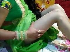 desi indian bride very first night