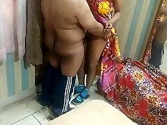 Real Bhabhi Devar desi sex video chudai POV Indian