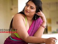 HOT INDIAN Girl IN THE SAREE - SAREELOVER - NANCY