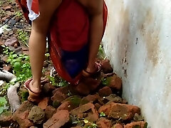 Devar Outdoor Penetrating Indian Bhabhi In Abandoned House Ricky Public Sex