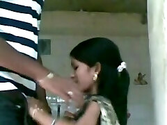 Indian scandal video of a couple pummeling all dressed up