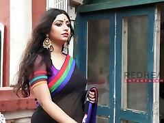 Rupsa - Saree Damsel - Deep Cleavage